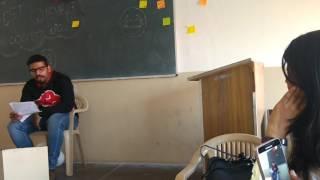Rap For a Teacher|HINDI|   -----  DENGAK