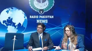 Radio Pakistan News Bulletin 8 PM  (17-10-2018)