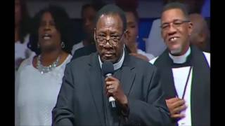 PRAISE BREAK at the Second Homegoing Service For Bishop Frank Otha White