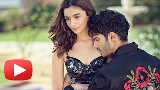 Alia Bhatt And Varun Dhawan HOT ROMANTIC Photoshoot For Magazine