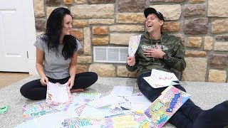 Lost For 10 Years!! Her Embarrassing Love Letters!!