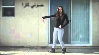 رقص بنات تكسير 2015