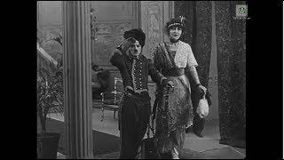 "شاهد فلم شارلي شابلن ""وظيفته الجديده"" his new job 1915 كامل ومترجم"