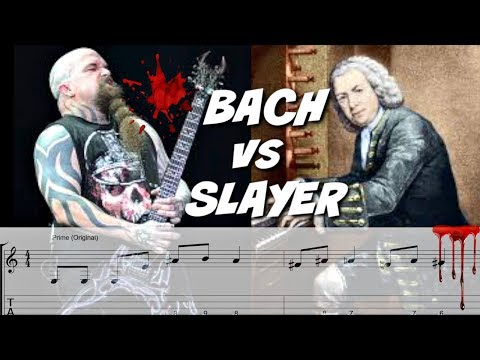 How Would Bach Play Slayer? Video Clip