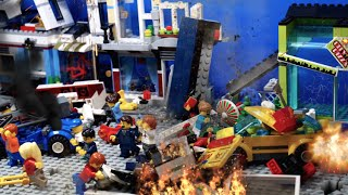 Earthquake in Lego City