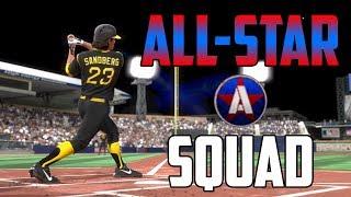 All All-Star Flashback Team! MLB The Show 17 Diamond Dynasty Challenge