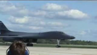 B 1 Bomber: Brute force beast...   AWESOME!!!