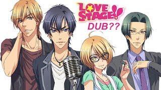 love stage english dub??