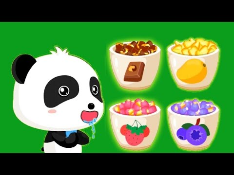 Baby Panda s Carnival Children Play Popular Carnival Games Baby Fun Game