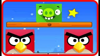 Angry Birds Online Games - Episode Kick Out Green Pigs Levels 1-20 - Rovio Games