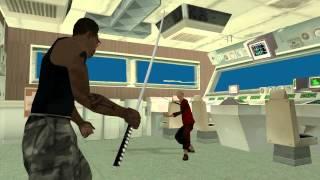 GTA San Andreas - #25: Véio ninja