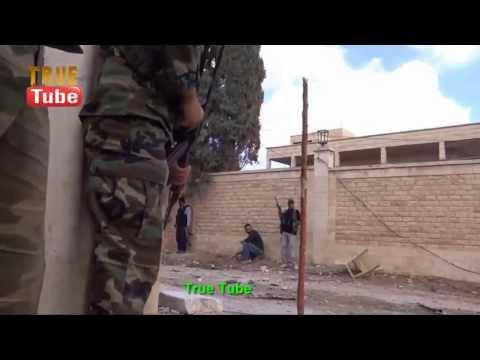 شاهد اجمل عملية قنص ينفذها الجيش السوري بأحد الارهابيين المرتزقة YouTube