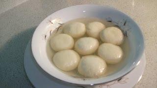 How to make roshgulla (Bangali sweet)