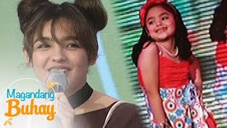 Magandang Buhay: When did Andrea start dreaming to become a star?