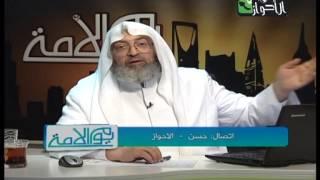 رد مفحم وقوي من الشيخ عبدالرحمن دمشقية وإسكات متصل رافضي ..