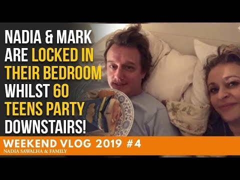 Xxx Mp4 WEEKEND VLOG 4 Nadia Mark ARE Locked In Their BEDROOM Whilst 60 TEENS Party Downstairs 3gp Sex