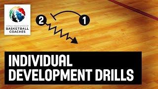 Individual Development Drills - Jama Mahlalela - Basketball Fundamentals