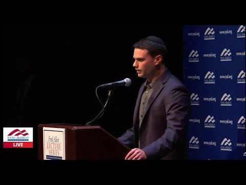 Ben Rocks: Full Ben Shapiro Berkeley Speech Including Q & A