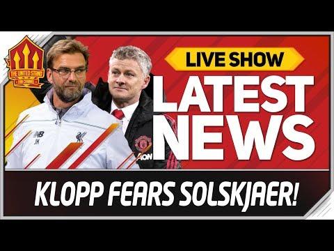Xxx Mp4 Klopp Fears Solskjaer Man Utd Test Man Utd Vs Liverpool News 3gp Sex