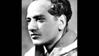 Faiz Ahmed Faiz (Urdu Poet) Interview with Radio Pakistan on 5-10-1974. Part 1.wmv