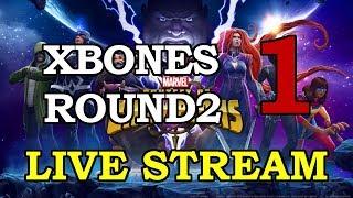 Crossbones Round 2 - Part 1 | Marvel Contest of Champions Live Stream