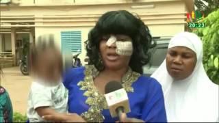 Adja Divine accuse la Police d