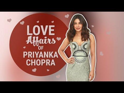 Xxx Mp4 Priyanka Chopra S Love Affairs Bollywood Pinkvilla 3gp Sex