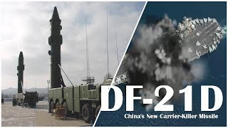 China's New Carrier-Killer Missile Could Mean Big Trouble for the Navy