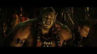 Warcraft DELETED SCENE