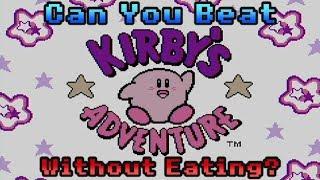 VG Myths - Can You Beat Kirby