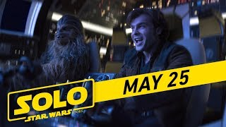 """Solo: A Star Wars Story   """"190 Years Old"""" Clip"""