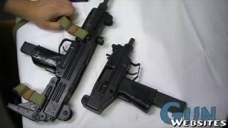 Uzi Pistol (Micro Uzi)