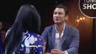 Tonight Show    Christian Sugiono Dan Titi Kamal Jajuli jawab jujur kali    YouTube