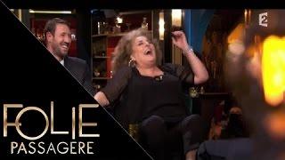 Folie Passagère Intégrale 2 décembre 2015 : Marianne James et Alain Bernard