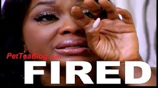 Phaedra Parks #FIRED from The Real Housewives of Atlanta ❌✌️ #RHOA #PhaedraParks