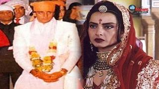 रेखा है संजय दत्त की पत्नी..? ये है शादी का सच | Rekha Is Sanjay's Wife???, Wedding Truth