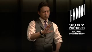 Inferno Around the World -  Irrfan Khan As Harry Sims