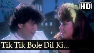 Tik Tik Bole Dil Ki Ghadi - Gair Kaanooni - Sridevi - Govinda - Bappi Lahiri - Govinda's Dance Song