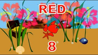 Counting and Colors - Learning Video for Kids - Colors and Counting for Toddlers - Counting To 10