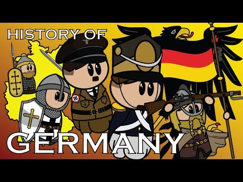 watch The Animated History of Germany