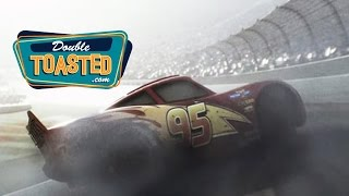 CARS 3 MOVIE TEASER TRAILER REACTION - Double Toasted Review