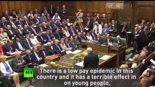 """Corbyn: """"Apart from misery what do Tories offer young people?"""""""