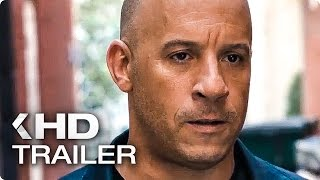 THE FATE OF THE FURIOUS International Trailer (2017)