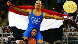Karam Ibrahim Gaber (EGY) vs Nozadze Ramaz (GEO) / Athens 2004 Summer Olympic Games Best Final