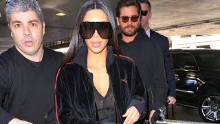 Kim Kardashian Asked If She