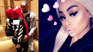 Blac Chyna PREGNANT With 18 Year Old Rapper!