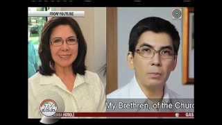 Ina at kapatid ng INC leader, itiniwalag