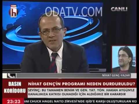 Nihat Genc Halk TV den neden kovuldu
