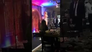 رقص دومنيك حوراني رأس السنة في دبي