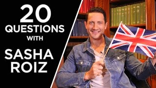 20 Questions With Sasha Roiz (Captain Sean Renard in Grimm)